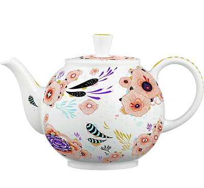 Yellena Crate and Barrel Teapot
