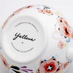 Yellena Crate and Barrel Teapot