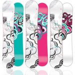 Yellena James K2 Snowboards